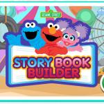 Sesame Street Story Book Builder by PBS Kids