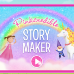 Pinkcredible Story Maker by PBS Kids