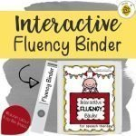 Interactive Fluency Binder for Speech Therapy by Busy Bee Speech