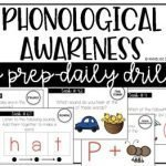 Phonological Awareness Daily Drills Sample from Teach from A to Z