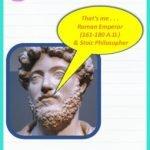 Marcus Aurelius Quotes for Fluency Practice by Speech Therapist Tools