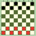 Checkerboard Freebie BOOM Card Deck by Kim Ramsey SLP