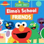 Elmo's School Friends by PBS Kids