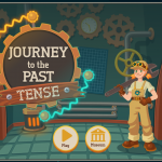 Journey to the Past Tense by ABCya!