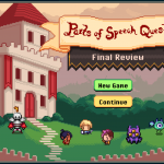 Parts of Speech Quest by ABCya!